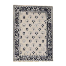 Load image into Gallery viewer, Handmade Oushak And Peshawar Ivory Rug