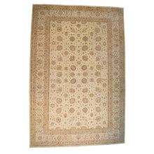 Load image into Gallery viewer, Handmade Oushak And Peshawar Beige Rug