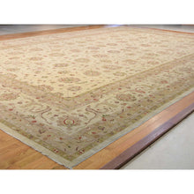 Load image into Gallery viewer, 17'1''x25'4'' Palace Size Antiqued Tabriz Design Peshawar Hand Knotted Rug FWR231240