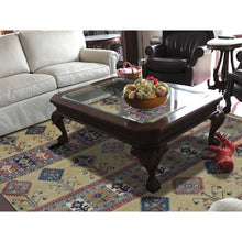 Load image into Gallery viewer, 8'x9'10'' Special Kazak With Southwestern Design Beige Hand-Knotted Rug FWR232620