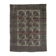 Load image into Gallery viewer, Handmade Tribal and Geometric Beige Rug