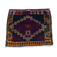 Load image into Gallery viewer, Handmade Persian Purple Rug
