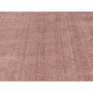 "9'1""x12' Hand-Loomed Tone on Tone Pure Wool Oriental Rug FWR238776"