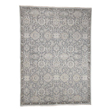 Load image into Gallery viewer, Handmade Flatweave Grey Rug