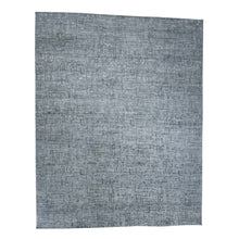 Load image into Gallery viewer, Handmade Modern and Contemporary Grey Rug