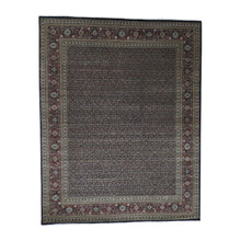 Load image into Gallery viewer, Handmade Fine Oriental Blue Rug