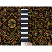 "Load image into Gallery viewer, 11'10""x15' Hand-Knotted Herati All Over Design Pure Wool Oversize Oriental Rug FWR240558"