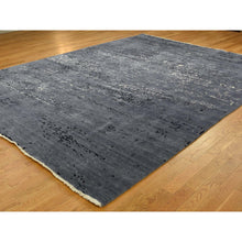 "Load image into Gallery viewer, 8'10""x11'10"" Broken Persian Design Modern Hand-Knotted Oriental Rug FWR248850"