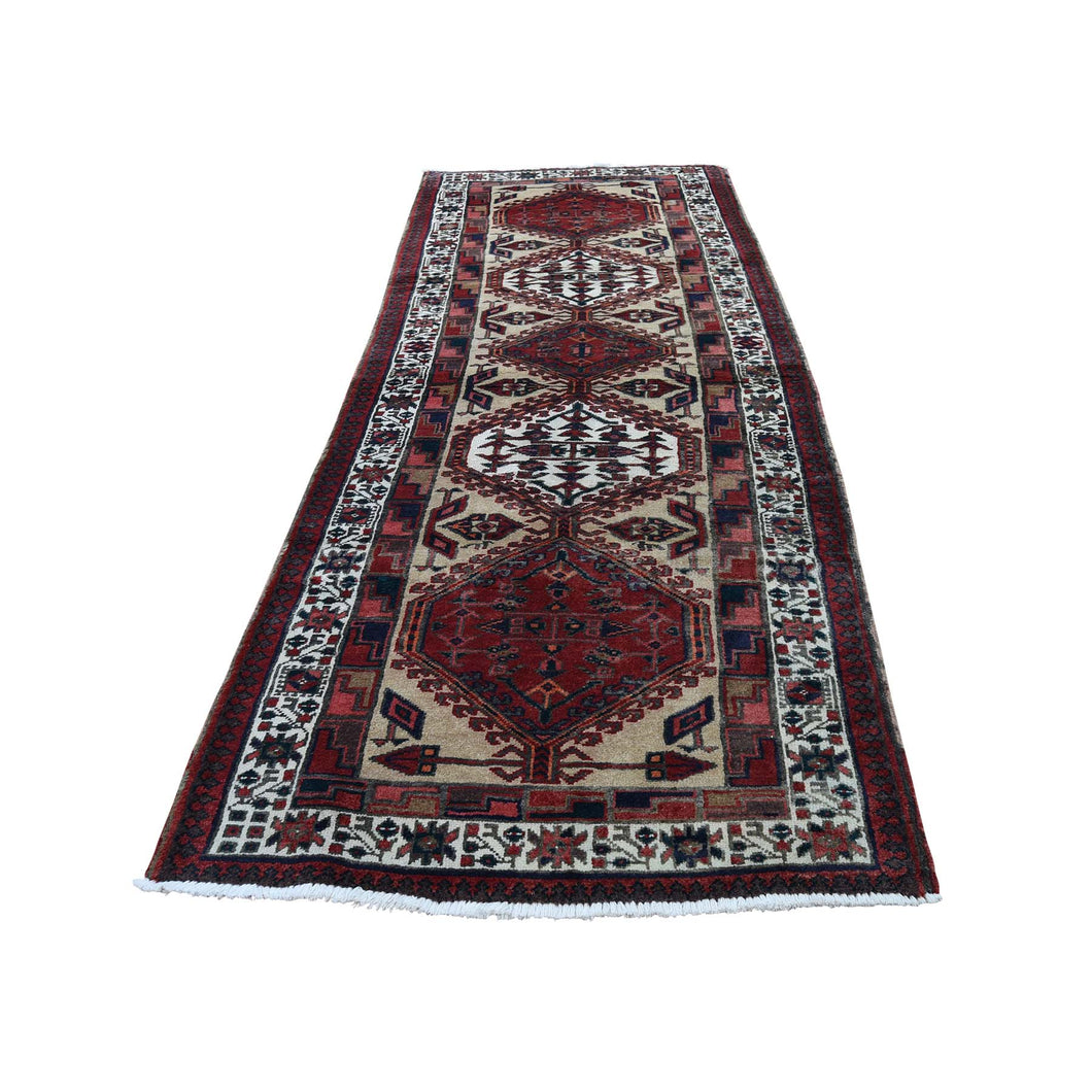 Handmade Persian Red Rug