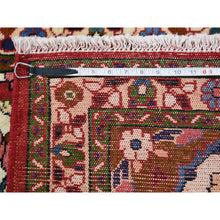 "Load image into Gallery viewer, 2'9""x4' New Persian Lilahan Pure Wool Hand-Knotted Oriental Rug FWR255870"