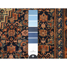 "Load image into Gallery viewer, 4'4""x6'6"" Antique Persian Senneh Exc Cond Pure Wool Hand-Knotted Oriental Rug FWR258822"