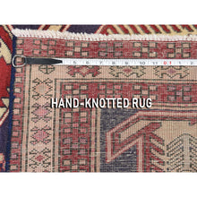 "Load image into Gallery viewer, 3'8""x10' Vintage Persian Northeast Pure Wool Wide Runner Oriental Rug FWR267300"
