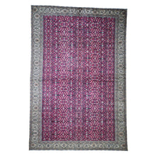 Load image into Gallery viewer, Handmade Persian Pink Rug