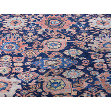 "Load image into Gallery viewer, 13'5""x17'10"" Antique Persian Oversized Mahal Even wear Pure Wool Hand-Knotted Oriental Rug FWR269214"
