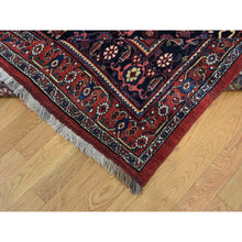 "Load image into Gallery viewer, 14'6""x19' Antique Persian Bijar Pure Wool Exc Condition Pure Wool Hand-Knotted Oriental Rug FWR269256"