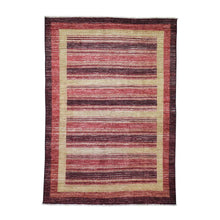 Load image into Gallery viewer, Handmade Clearance Red Rug