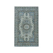 Load image into Gallery viewer, Handmade Kazak Ivory Rug