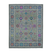 Load image into Gallery viewer, Handmade Kazak Grey Rug
