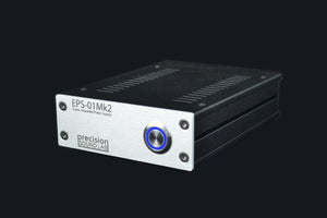 EPS-01 MarkII - Upgraded linear power supply for Technics SL-1200 (Mk2 to Mk6)