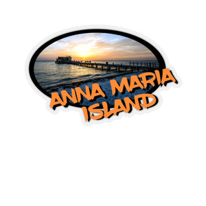 Sticker: Anna Maria Island, Florida