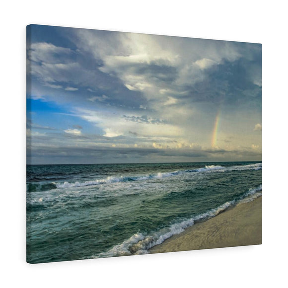 Canvas Wrap:  Rainbow Beach