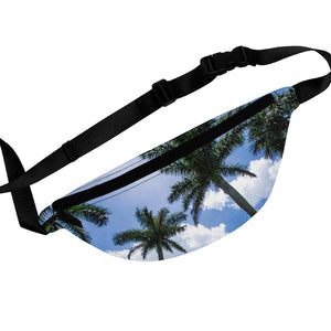 Hip Pack:  Palm Trees