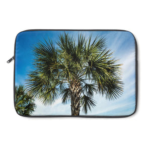 Laptop Sleeve: Palm Tree