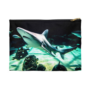 Accessory Pouch: Shark in the Water!