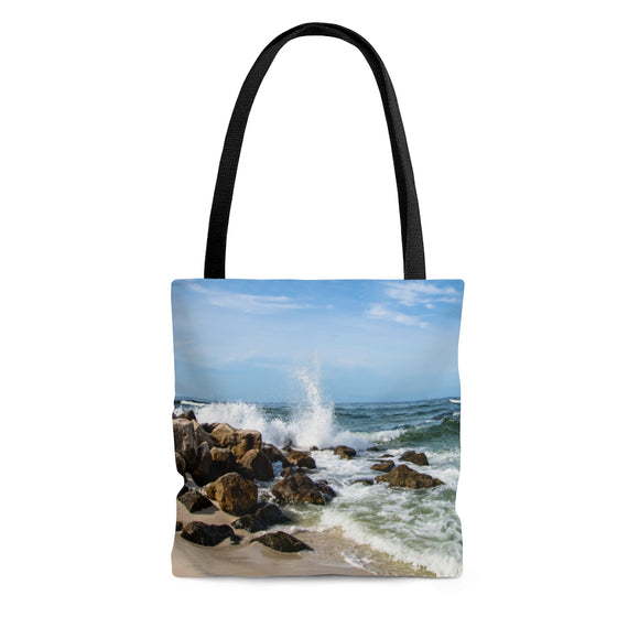 Tote Bag:  Rocky Beach