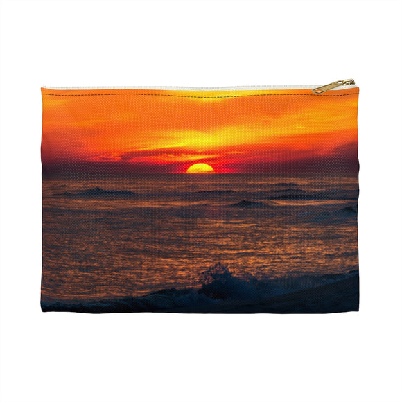 Accessory Pouch:  Sunset on the Horizon
