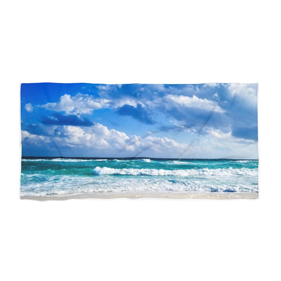 Beach Towel: Beach Waves
