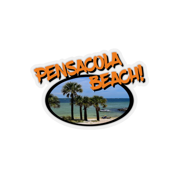 Sticker: Pensacola Beach, Florida