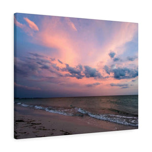 Canvas Wrap: Sunset on Anna Maria Island