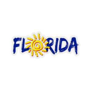 Sticker:  Florida Sunshine
