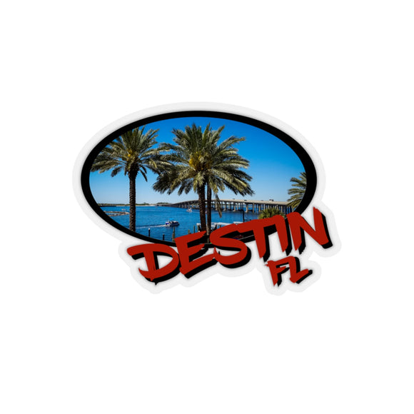 Sticker: Destin, Florida