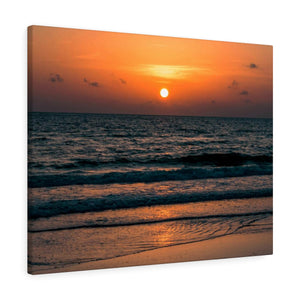 Canvas Wrap: Anna Maria Sunset