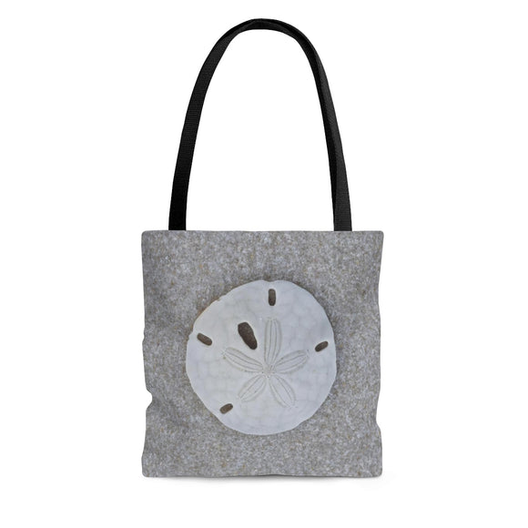 Tote Bag: Sand Dollar Seashell