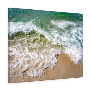 Canvas Wrap:  Waves