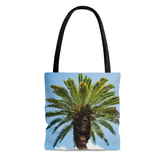 Tote Bag: Tropical Palm Tree