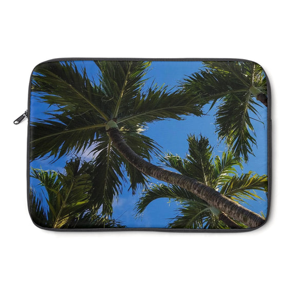 Laptop Sleeve: Palm Trees