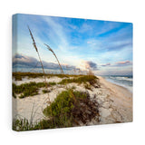 Canvas Wrap:  Beachside Sand Dunes