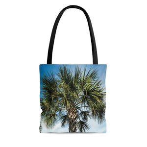 Tote Bag: Palm Tree
