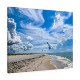 Canvas Wrap: Beautiful Beach