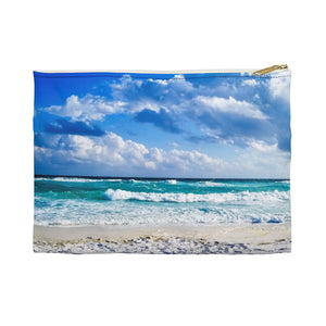 Accessory Pouch: Beach Waves