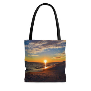 Tote Bag: Gulf of Mexico Sunset
