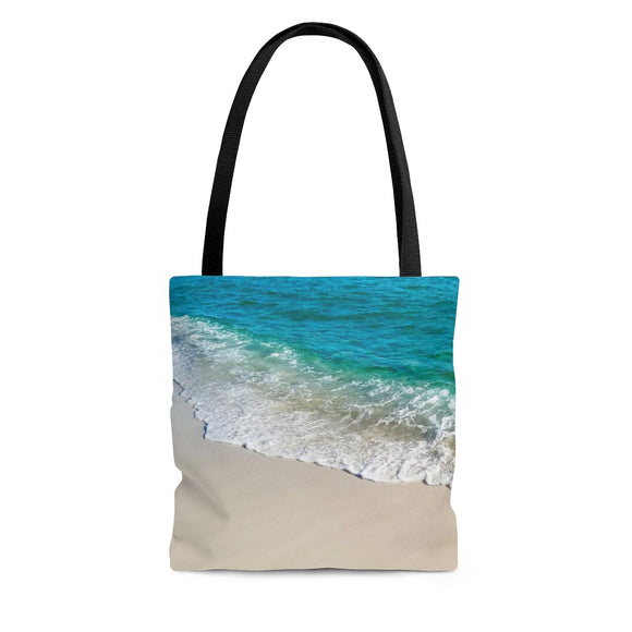 Tote Bag: Ocean Wave