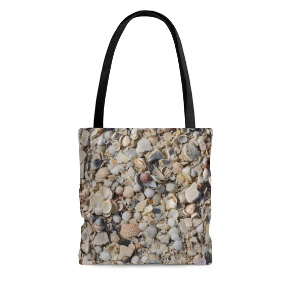 Tote Bag: Seashells