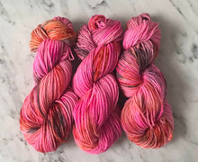 Load image into Gallery viewer, Blazing Pink Worsted Roberta Rae Michigan