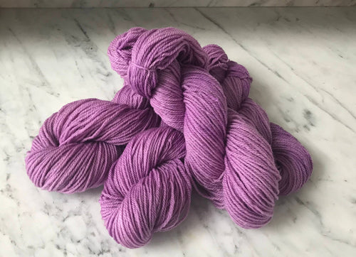 Lavender Fields Worsted Roberta Rae Michigan