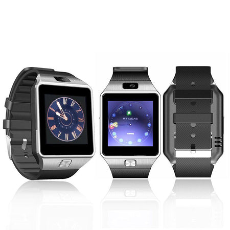 Smart Watch With Camera Bluetooth SIM Card Fitness Wristband